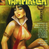 """Vampirella"" Cover Tribute, Digital, 2016"